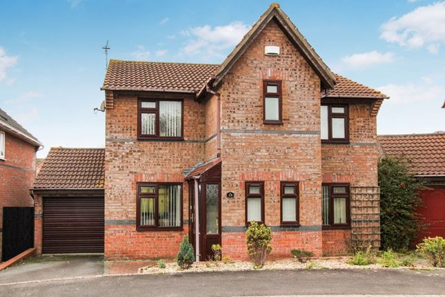 Thumbnail Detached house for sale in Speedwell Drive, Rhoose, Barry