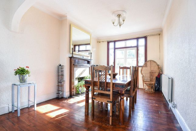 Thumbnail Semi-detached house for sale in Broad Lawn, London