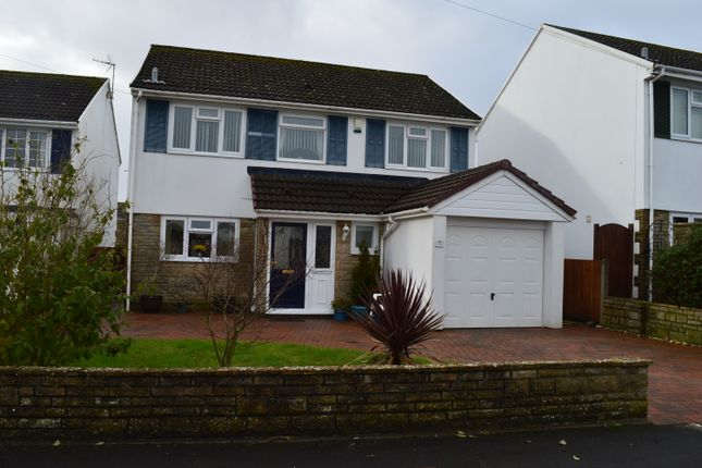 Thumbnail Detached house for sale in Glamorgan Close, Llantwit Major