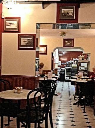 Thumbnail Restaurant/cafe for sale in 39 Mostyn Street, Llandudno
