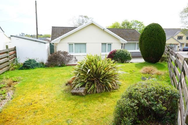 Thumbnail Bungalow for sale in Trewoon, St Austell, Cornwall