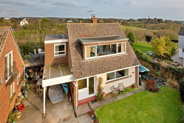 Thumbnail Detached house for sale in Highcliffe Close, Lympstone, Exmouth