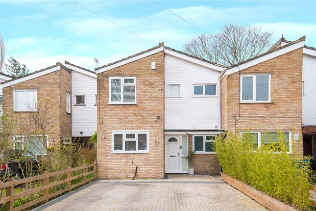 Thumbnail Terraced house for sale in Savernake Court, Wolverton Road, Stanmore