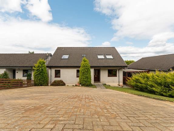 Thumbnail Detached house for sale in Skelmorlie Castle Road, Skelmorlie, North Ayrshire, .