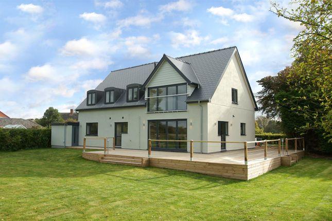 Thumbnail Detached house for sale in Sapiston, Bury St. Edmunds
