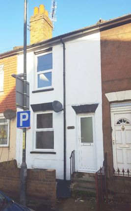 Thumbnail Terraced house for sale in Luton Road, Chatham