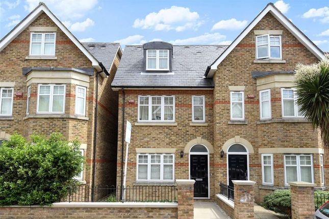 4 Bed Semi Detached House For Sale In Home Park Road London