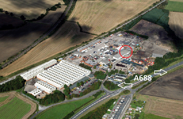 Thumbnail Industrial to let in Tursdale, Co. Durham