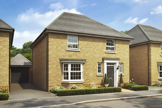 "4 bed detached house for sale in ""Kirkdale"" at Spring Grove Gardens, Wharncliffe Side, Sheffield S35"