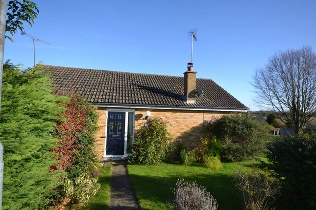 Thumbnail Bungalow for sale in Simons Walk, Pattishall, Towcester