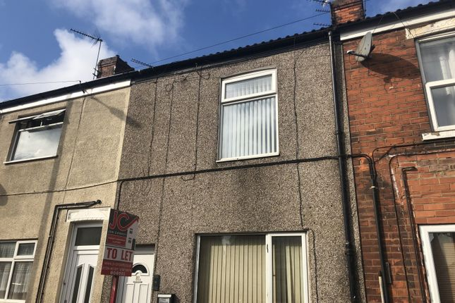 Thumbnail Flat to rent in Cemetery Road, Scunthorpe