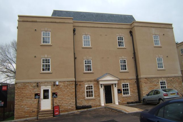 Thumbnail Flat to rent in Bath Lane, Mansfield