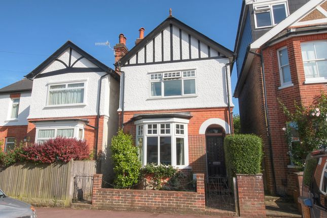 Thumbnail Detached house for sale in Campbell Road, Tunbridge Wells