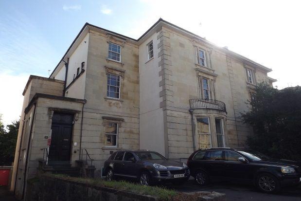 Thumbnail Flat to rent in Redland Park, Redland, Bristol