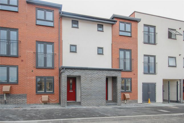 Thumbnail Terraced house for sale in Fogarty Park Road, Kingswood, Bristol
