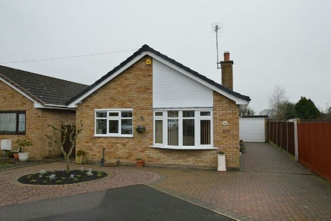 2 bed detached bungalow for sale in School Close, Croft, Leicester