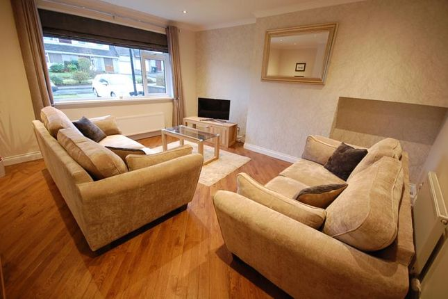 Thumbnail Semi-detached house to rent in Binghill Crescent, Milltimber, Aberdeen