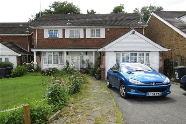 Thumbnail Detached house to rent in Downalong, Bushey Heath, Bushey, Hertfordshire.