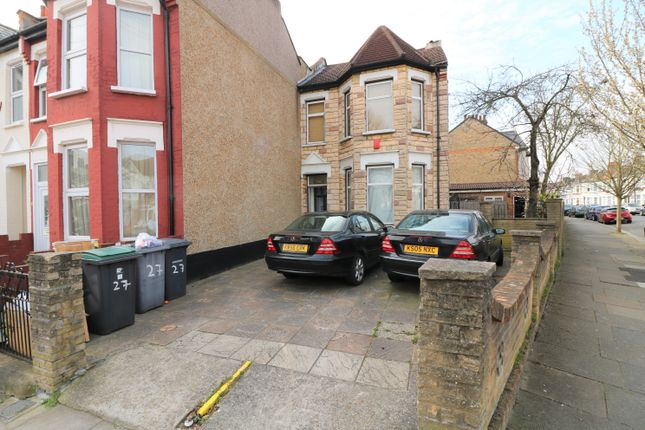 Thumbnail End terrace house for sale in Lakefield Road, London