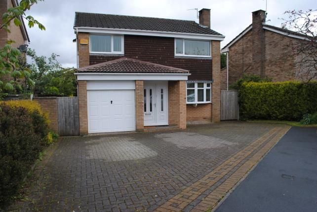 Thumbnail Detached house for sale in Southdown Crescent, Cheadle Hulme, Cheadle, Greater Manchester