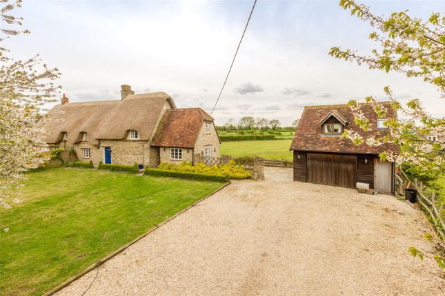 Thumbnail Cottage for sale in Leys Road, Cumnor, Oxford