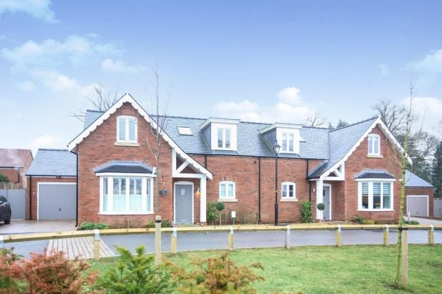 Thumbnail Semi-detached house for sale in Pavillion Drive, Nether Alderley, Macclesfield, Cheshire