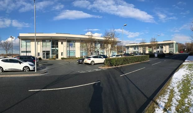 Thumbnail Office to let in North Wales Business Park, Building 5510 - First Floor, Cae Eithin, Abergele