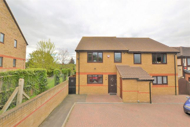 Thumbnail Semi-detached house for sale in Archie Close, West Drayton