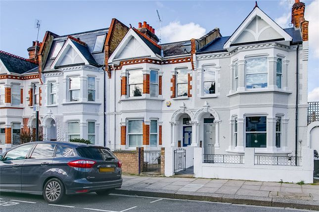 Thumbnail Semi-detached house for sale in Greswell Street, Alphabet Streets, Fulham, London