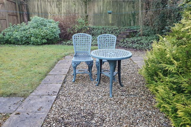Garden of Brancaster Drive, Lowton, Warrington WA3
