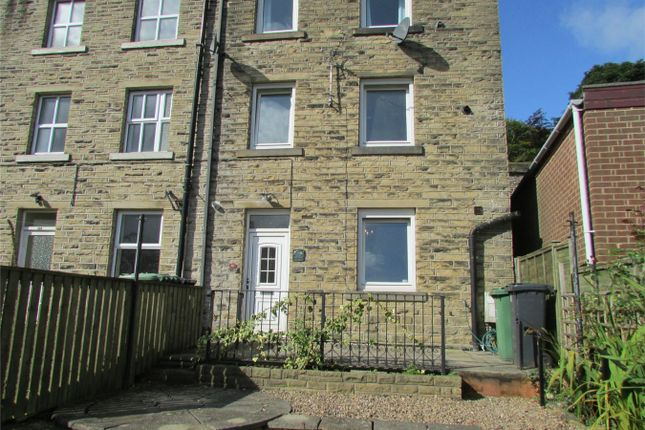 Thumbnail End terrace house for sale in Lower Town End Road, Wooldale, Holmfirth