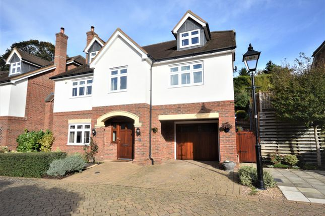Thumbnail Detached house for sale in Middlefield Close, Chipstead, Surrey