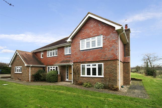 Thumbnail Detached house to rent in Popes Lane, Oxted, Surrey