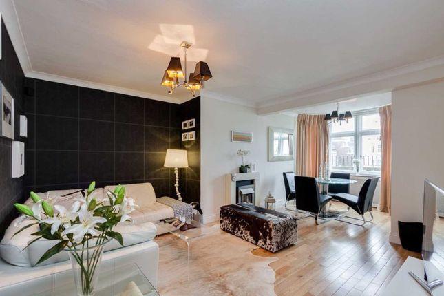 Thumbnail Flat to rent in Bickenhall Street, London