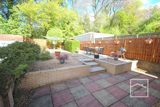 Rear Garden of Dechmont View, Uddingston, Glasgow G71