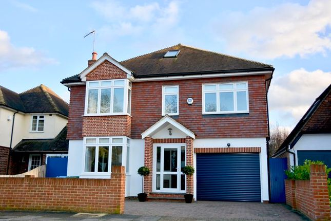 Detached house for sale in Monmouth Avenue, Kingston Upon Thames