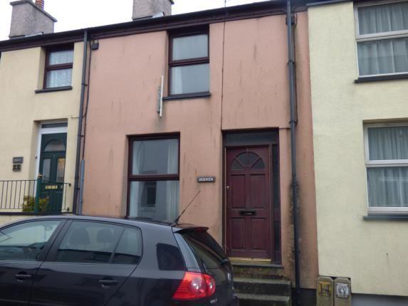 Thumbnail Terraced house for sale in High Street, Deiniolen, Caernarfon, Gwynedd
