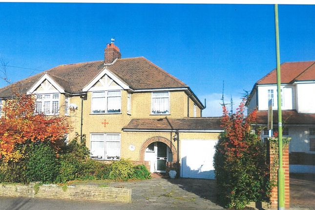 4 bed semi-detached house for sale in The Walk, Potters Bar