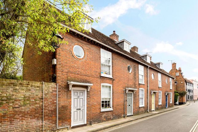Thumbnail Terraced house for sale in Little London, Chichester, West Sussex