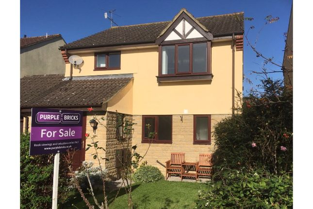 Thumbnail Detached house for sale in Little Orchard, Cheddar