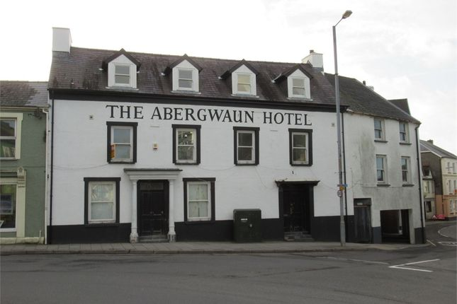 Thumbnail Terraced house to rent in The Abergwaun Hotel, Fishguard, Pembrokeshire