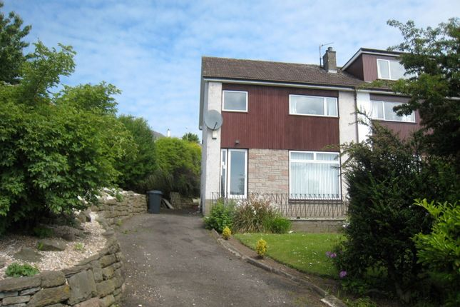 Thumbnail Semi-detached house to rent in Adelaide Place, Law, Dundee