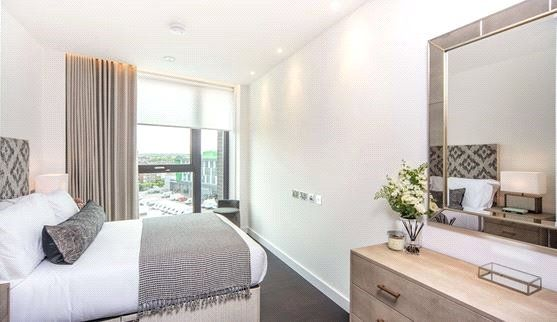 Second Bedroom of Thornes House, 6-8 Charles Clowes Walk, The Residence, London SW11