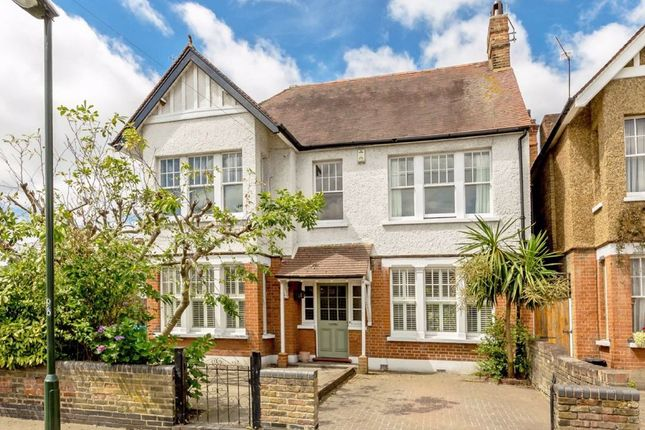 Thumbnail Detached house for sale in Percy Road, Hampton