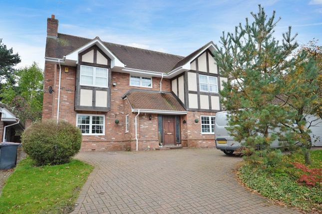 Thumbnail Detached house to rent in The Keep, Ironbridge Road, Madeley, Telford