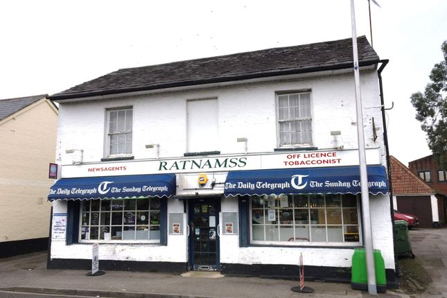 Thumbnail Retail premises for sale in Hungerford RG17, UK