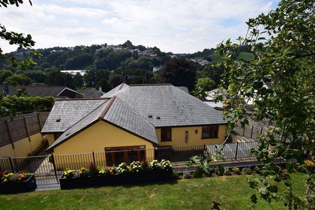 Thumbnail Detached house for sale in Ridgegrove Lane, Launceston