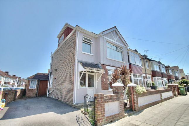 End terrace house for sale in Westwood Road, Portsmouth