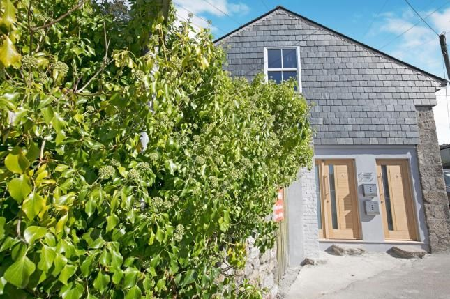 Front of Eastwood Road, Penryn, Cornwall TR10