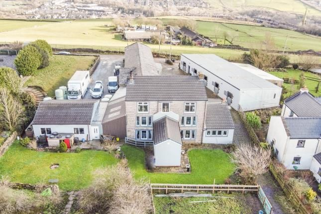 Thumbnail Equestrian property for sale in Quickedge Road, Mossley, Tameside, Greater Manchester